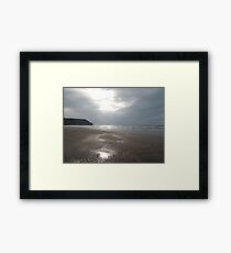 The Patterns Nature Makes Framed Print