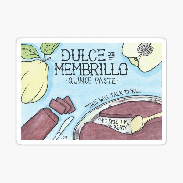 Dulce de Membrillo | Quince Paste Sticker