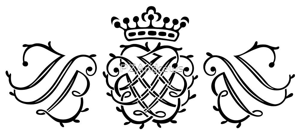 JS Bach seal by PZAndrews