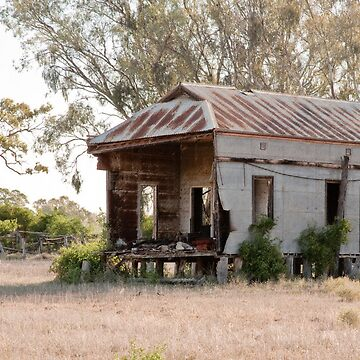Lemnos Shearers Shed, Condobolin NSW by aDanidesign