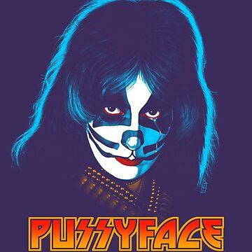 PUSSYFACE by beastpop