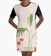 Migrating a Plant Graphic T-Shirt Dress