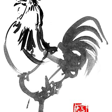 rooster 07 by pechane