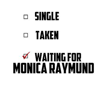 Waiting For Monica Raymund by NessaElanesse