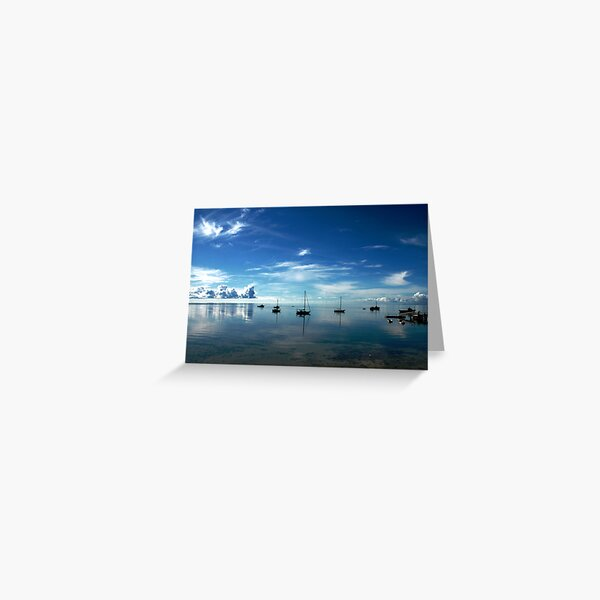 Moment to Remember Greeting Card