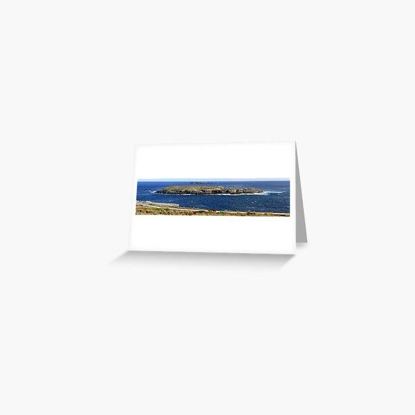 Casuarina Islets Greeting Card