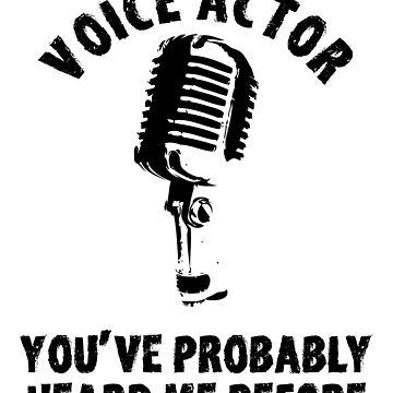 Voice Actor Synchronizer Speaker Synchro by Basti09