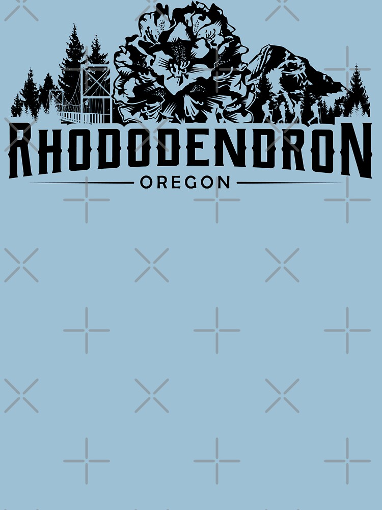 Rhododendron Oregon by mark5four0