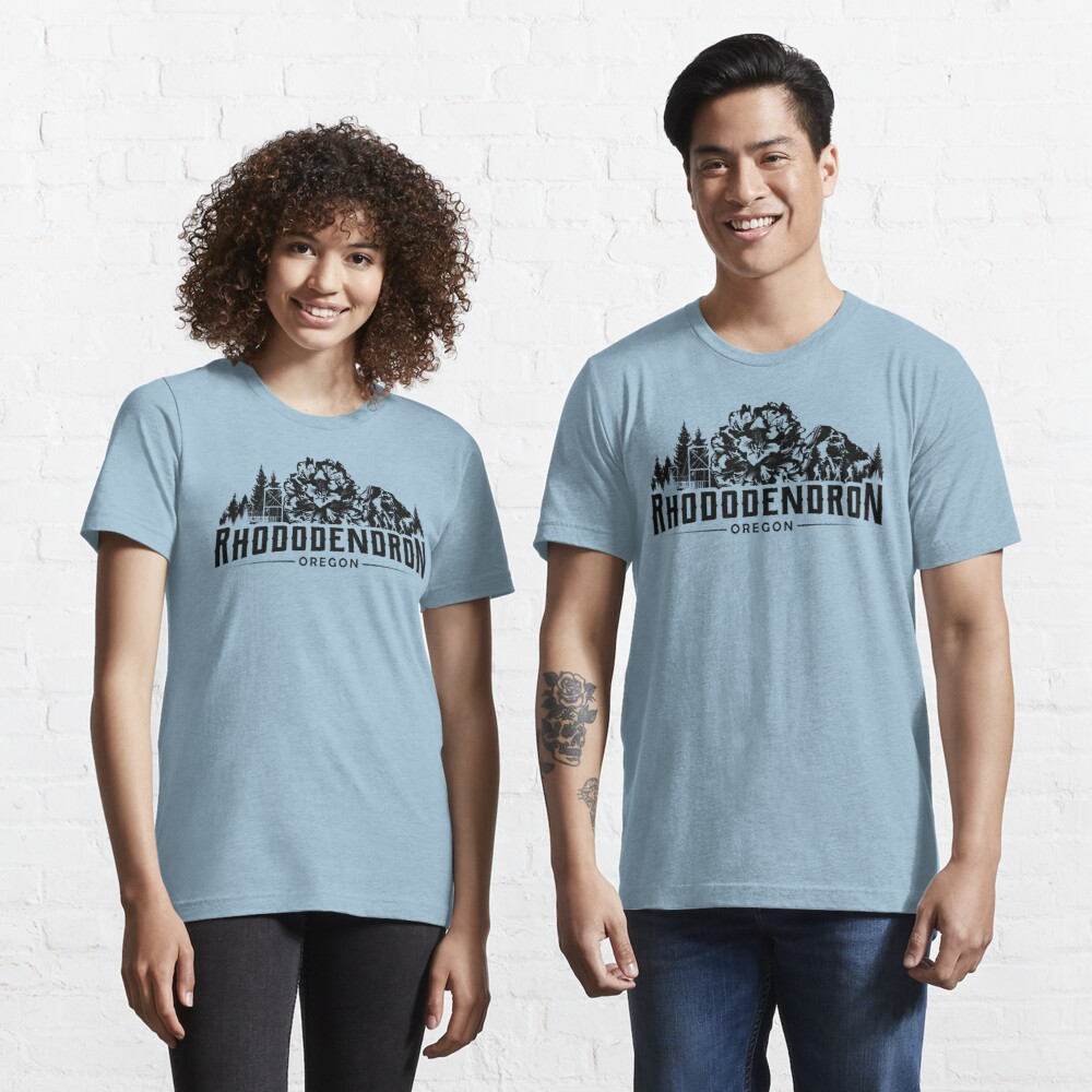 Rhododendron Oregon Essential T-Shirt