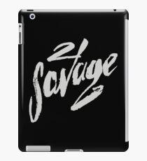 Saint Laurent Don iPad Case/Skin
