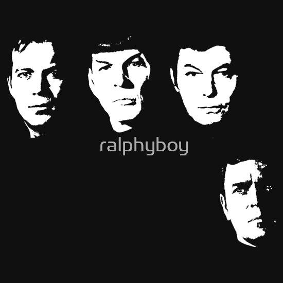 TShirtGifter presents: Star Trek T-Shirt