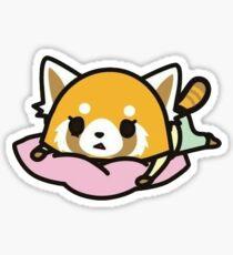 Aggretsuko Sticker