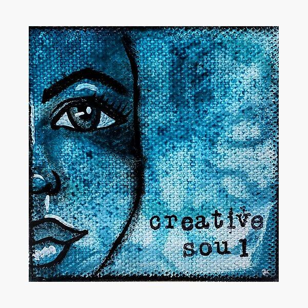 Creative Soul Photographic Print