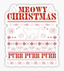 Merry christmas Sticker