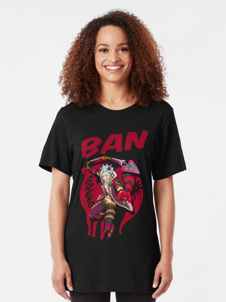 Seven Deadly Sins Greed Women/'s T-Shirt