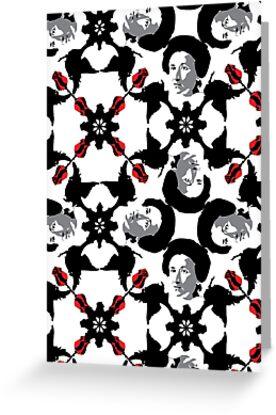 Rosa Luxemburg by Michal Arieli