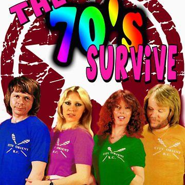 70's survive by ramonson