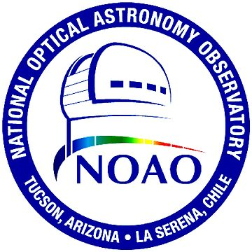 National Optical Astronomy Observatory (NOAO) Logo by Spacestuffplus