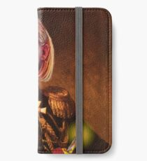 13th Doctor Vintage Portrait (Doctor Who inspired) iPhone Wallet/Case/Skin