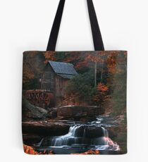 The Glade Creek Grist Mill Tote Bag