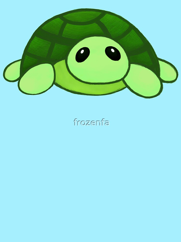 Kenny - the baby tortoise by frozenfa