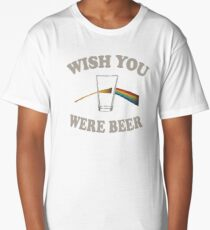 Wish you were beer Long T-Shirt