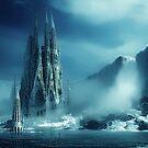 Ice Castle by Dawn van Doorn