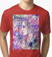 In Bloom Tri-blend T-Shirt