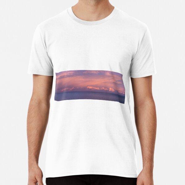 Kiama. Pink sunset Premium T-Shirt