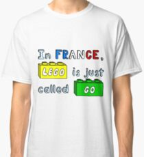 French Lego Classic T-Shirt