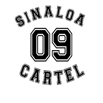 Sinaloa Cartel- Mexican Gang-  by Ice-Tees