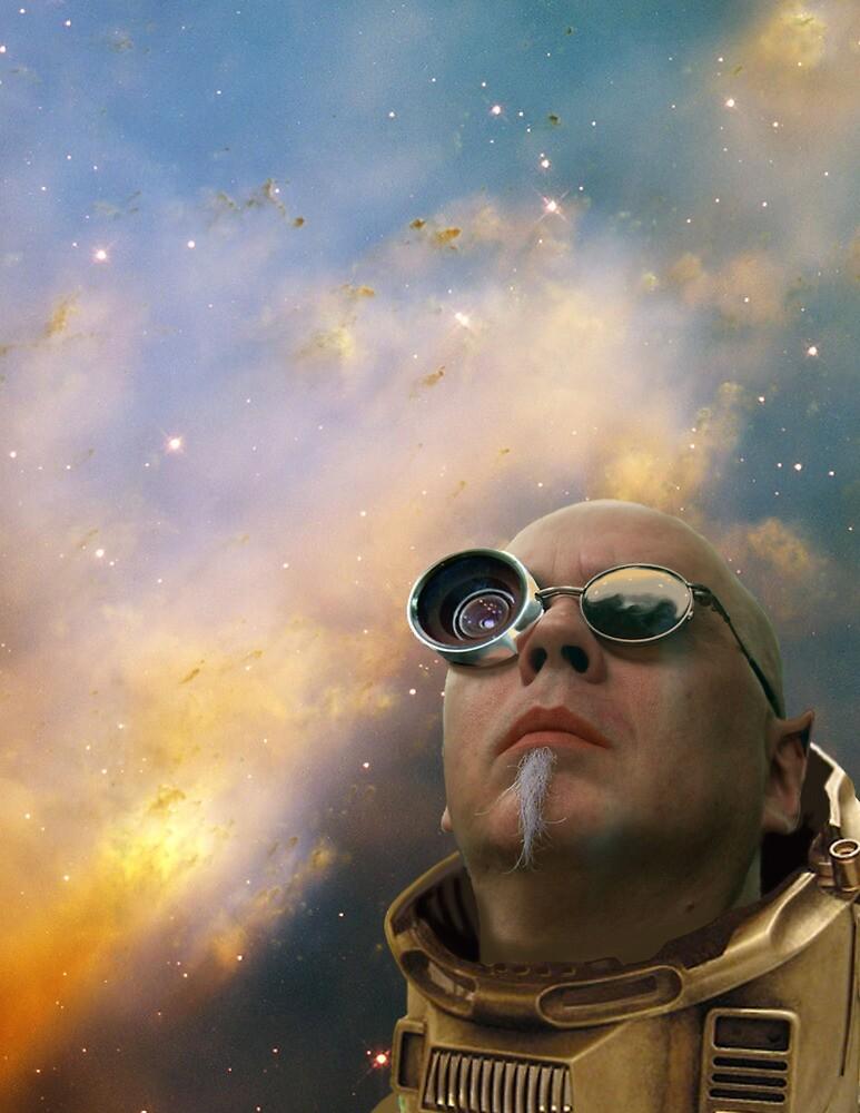 Art Gecko- Space Cadet by ArtGecko