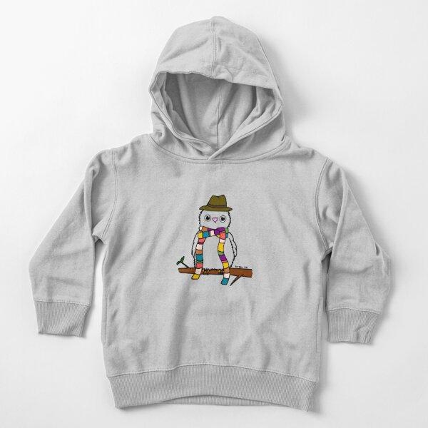 Dr Hoo Toddler Pullover Hoodie