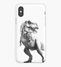 Tyrant Lizard King iPhone Case
