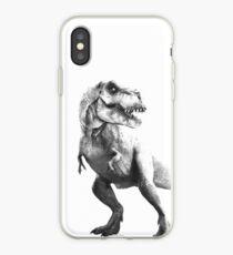 Vinilo o funda para iPhone Tyrant Lizard King