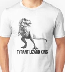 Tyrant Lizard King Unisex T-Shirt