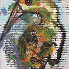 Bernard Lacoque - Face by ArtLacoque
