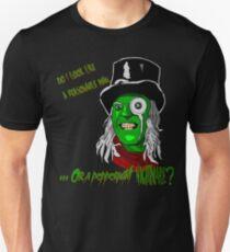The Hitcher - Peppermint Nightmare. Unisex T-Shirt