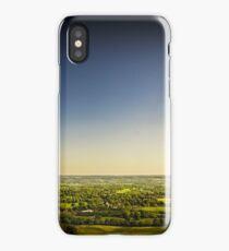 view of surrey hills iPhone Case/Skin