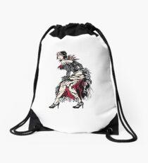 ANNA WILLIAMS TEKKEN Drawstring Bag