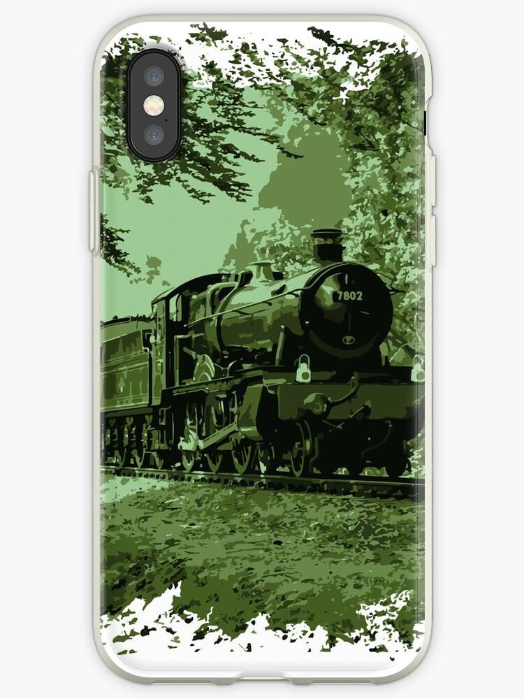 Steam Train in Green by modelrailway