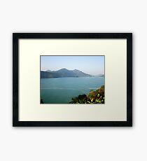 a wonderful Brazil landscape Framed Print