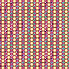 Strange Gradient Orbs Pattern 1 by MARTYMAGUS1
