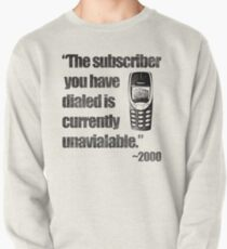 2000s Calling Pullover
