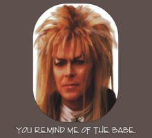 Jareth - You Remind Me Of The Babe