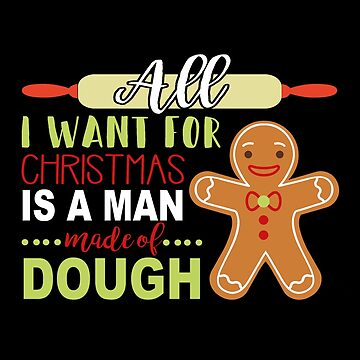Gingerbread Man Cute gingerbread man Christmas gift funny by MrTStyle