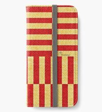 Knitted iPhone Wallet/Case/Skin