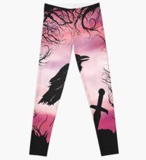 The Raven  Leggings