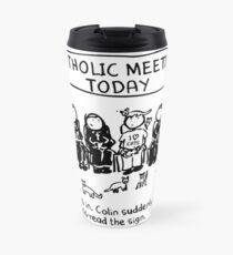 Catholic Meeting Travel Mug