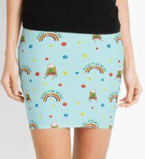 #HugsForNoah Rainbow Collection Mini Skirt